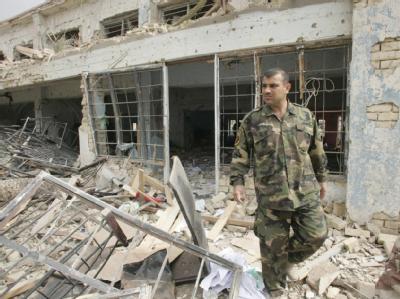 Bereits im März diesen Jahres gab es einen schweren Bombenanschlag in der Stadt Bakuba (Archivbild).