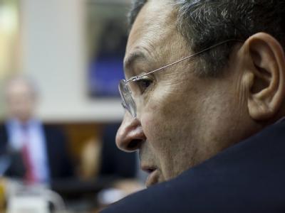 Israels Verteidigungsminister Ehud Barak will gemeinsam mit vier weiteren Abgeordneten die Arbeitspartei verlassen.