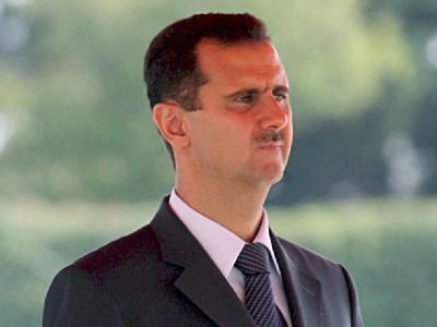 Von syrischen oppositionellen wegen Völkermordes angeklagt: Präsident Baschar al-Assad. (Archivbild)