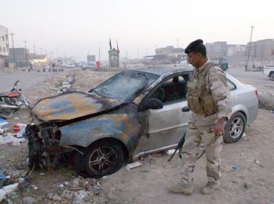Anschlag in Basra