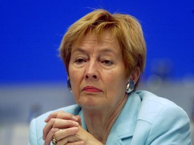 Die Bundes-Beauftragte zur Aufarbeitung von sexuellem Missbrauch, Christine Bergmann (Archivfoto).