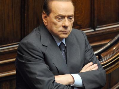 Italiens Regierungschef Silvio Berlusconi. Archivfoto:Claudio Onorati