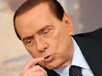 Der italienische Regierungschef Silvio Berlusconi. (Archivbild)