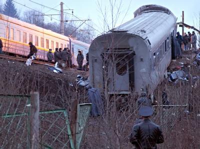 Anschlag auf «Newski Express»