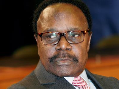 Gabuns Staatschef Omar Bongo