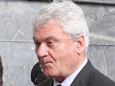 Wegen Hehlerei von einem italienischen Gericht schuldig gesprochen: Aldo Brancher.
