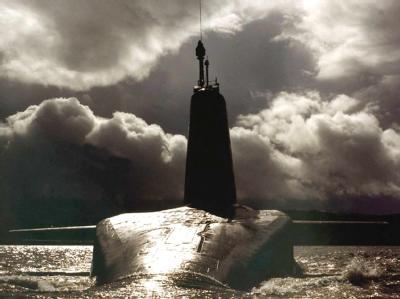 Britisches Atom-U-Boot