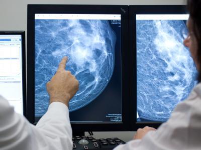 Brustkrebs-Fr�herkennung