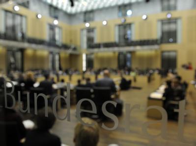 Blick in den Sitzungssaal des Bundesrates (Archiv).