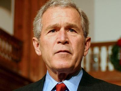 Der ehemalige US-Präsident George W. Bush. (Archivbild)