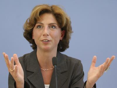 Die Drogenbeauftragte der Bundesregierung, Sabine Bätzing. (Archivbild)