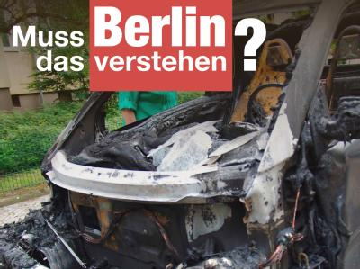 Muss Berlin das verstehen?