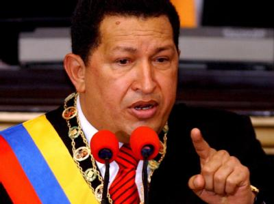 Venezuelas Präsident Chavez