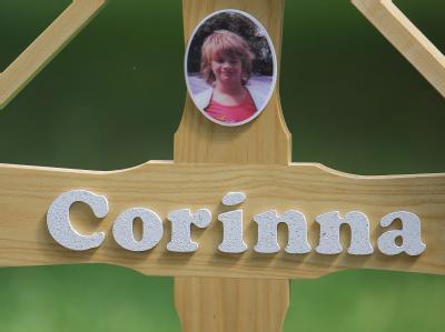 Corinnas Grab
