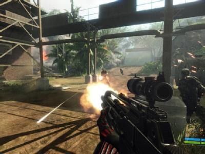Gewaltspiele sind unter «Gamern» sehr beliebt und haben ein hohes Suchtpotenzial. (Symbolbild)