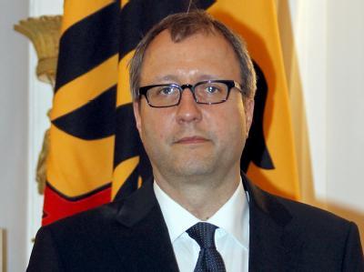 Der neue Präsident des Bundesverfassungsgerichts, Andreas Voßkuhle.