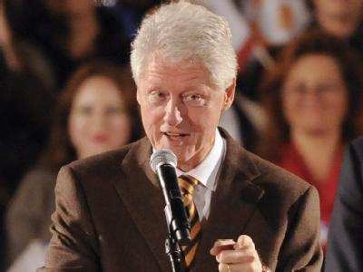 Bill Clintons Demokraten erlitten bei den Kongress- und Gouverneurswahlen im November 1994 eine vernichtende Niederlage.