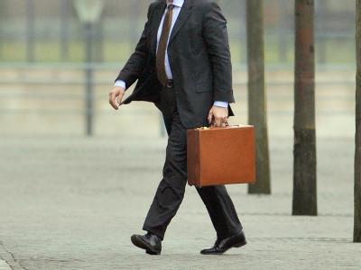 Auf dem Weg zur Arbeit: Immer mehr Menschen in Deutschland sind mit ihrem Job unzufrieden.