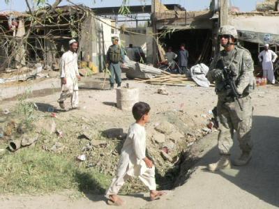 Einsatz in Kandahar