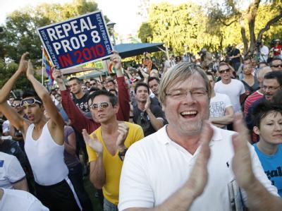 Unterstützer der Homo-Ehe