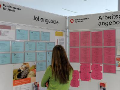 Die Zahl der Teilzeitbeschäftigten in Deutschland nahm zwischen 2000 und 2010 um drei Millionen auf rund zehn Millionen zu. Symbolfoto: Martin Schutt