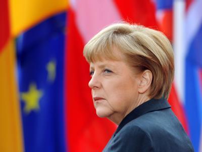 Bundeskanzlerin Angela Merkel braucht die Opposition beim Fiskalpakt. Foto: Stefan Sauer