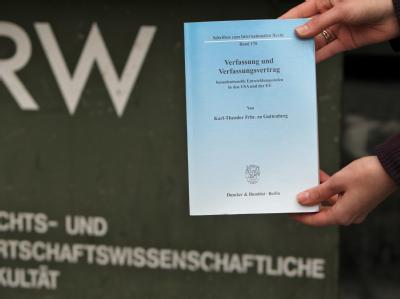Guttenbergs Dissertation