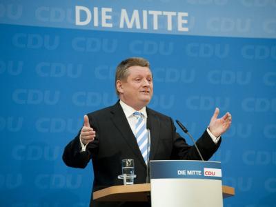 CDU-Generalsekretär Hermann Gröhe macht den Hamburger Grünen Vorwürfe.