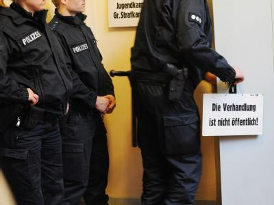 Haftstrafen im «20-Cent-Prozess»