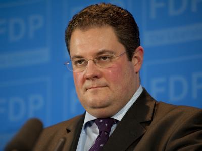Döring muss 1500 Euro Geldbuße zahlen. Foto: Sebastian Kahnert/Archiv