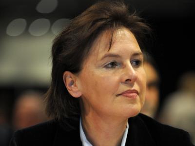 Die CDU-Spitzenkandidatin für die Landtagswahl im Bundesland Bremen/Bremerhaven, Rita Mohr-Lüllmann. (Archivbild)