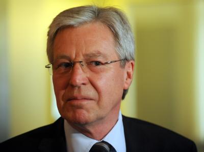 Der Präsident des Senats und Bürgermeister in Bremen, Jens Böhrnsen (SPD).