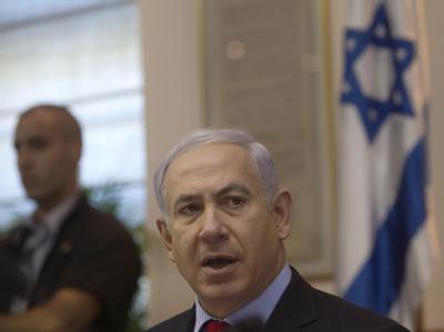 Israels Ministerpräsident Benjamin Netanjahu: eine «klare Verletzung der Immunität der Botschaft».