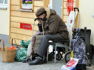 12,6 Millionen in Deutschland von Armut bedroht
