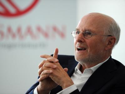 Dirk Roßmann: «Die Insolvenz ist eine Katastrophe für die Mitarbeiter und die Inhaberfamilie.» Foto: Caroline Seidel
