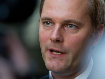 Gesundheitsminister Daniel Bahr: «Das ist eine vernünftige Lösung.» Foto: Herbert Knosowski
