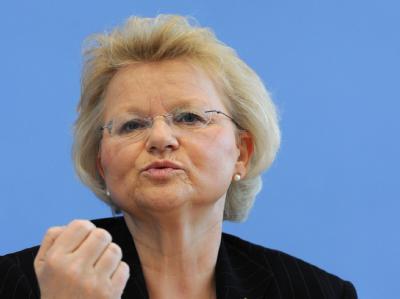 Die Drogenbeauftragte der Bundesregierung, Mechthild Dyckmans. Foto: Jens Kalaene / Archiv