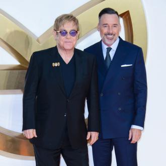 Sir Elton John und David Furnish
