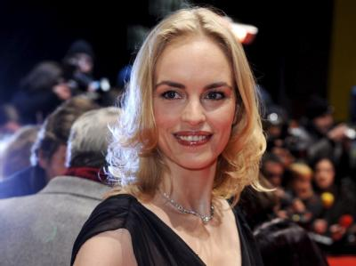 Die Schauspielerin Nina Hoss wird von den Grünen als Wahlfrau in die Bundesversammlung entsandt.