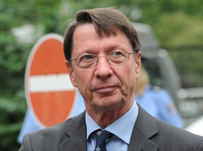 Berlins Innensenator Ehrhart Körting.