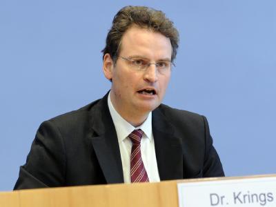 Nach dem Willen von Unions-Fraktionsvize Günter Krings sollen junge Straftäter mit dem Warnschussarrest konkret erfahren, was es bedeute, hinter Gittern zu sitzen.