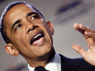 Kritiker werfen US-Präsident Barack Obama vor, seine Klimapolitik sei nicht besser als die seines Vorgängers George W. Bush. Foto: Brendan Smialowski