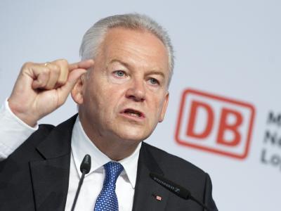 Bahn-Chef Rüdiger Grube ist ein überzeugter Befürworter des Projekts Stuttgart 21.