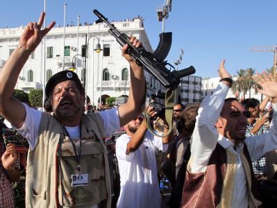 Märtyrer-Platz in Tripolis