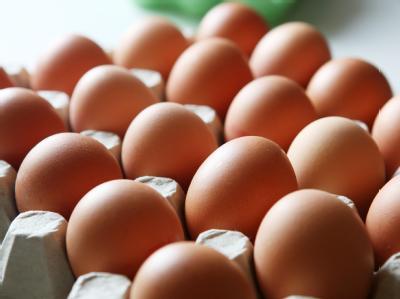 Die belasteten Eier sind zurückgezogen worden. Foto: Malte Christians/Archiv