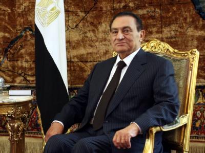 Schätzungen zufolge hat die Familie Mubarak ein Vermögen von über 40 Milliarden Dollar angehäuft. (Archivbild)