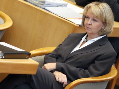 Die nordrhein-westfälische Ministerpräsidentin Hannelore Kraft ist zur neuen Bundesratspräsidentin gewählt worden.