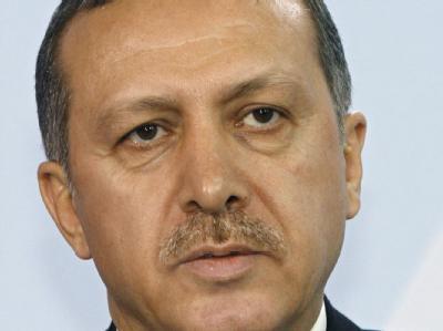 Der türkische Regierungschef Erdogan gibt Schweden wegen einer Armenien-Resolution einen Korb.