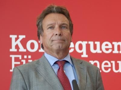 Linke-Chef Klaus Ernst: Im Visier der Berliner Staatsanwaltschaft.