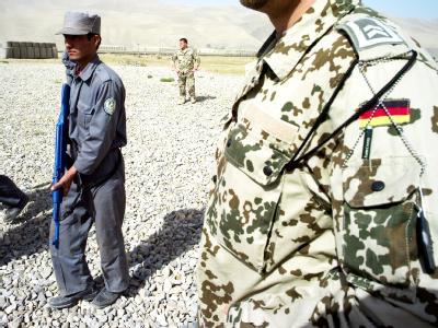Ausbildung in Afghanistan